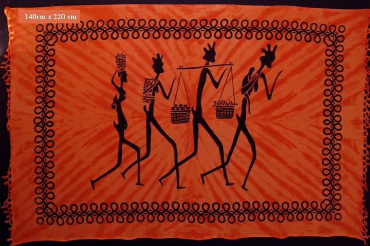 Tenture Tribu Africaine