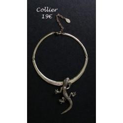 Collier salamandre